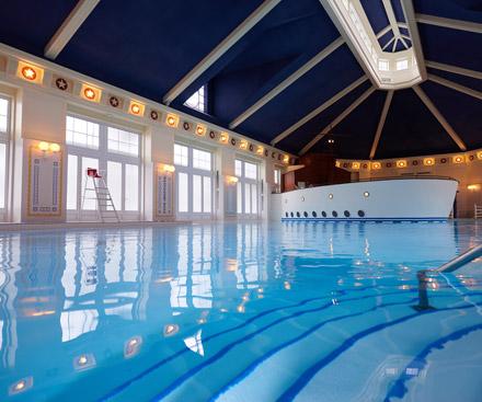 Pool Closure Schedule