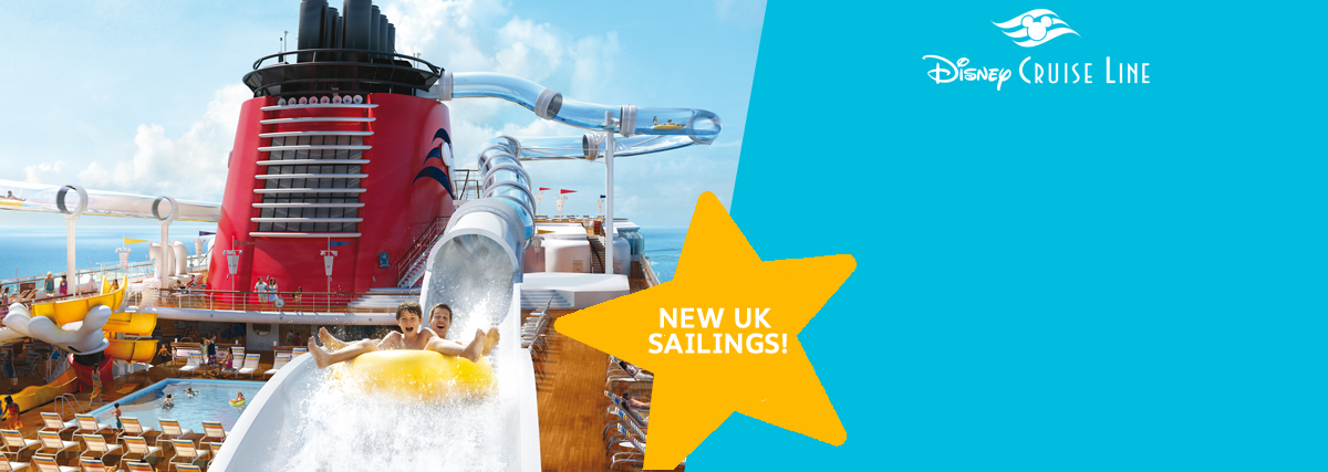 MagicBreaks NEW UK SAILINGS special offer carousel banner