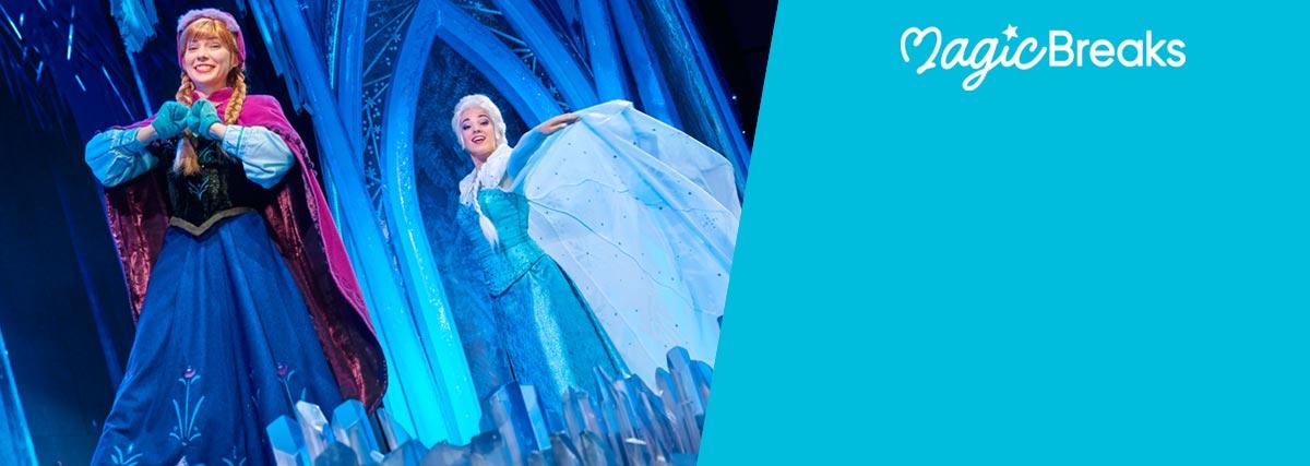 MagicBreaks Disneyland® Paris special offer carousel banner