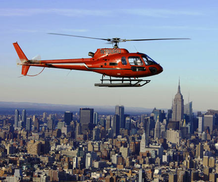 The Big Apple - NYC Helicopter Flight