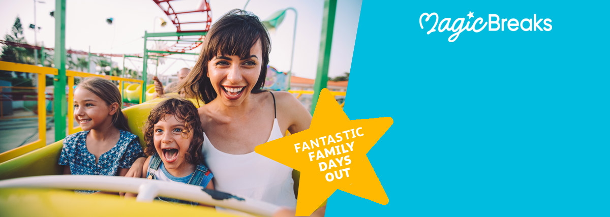 MagicBreaks Fantastic family days out special offer carousel banner