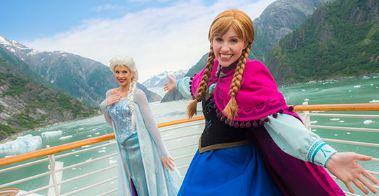 Disney Cruise Line News & Events