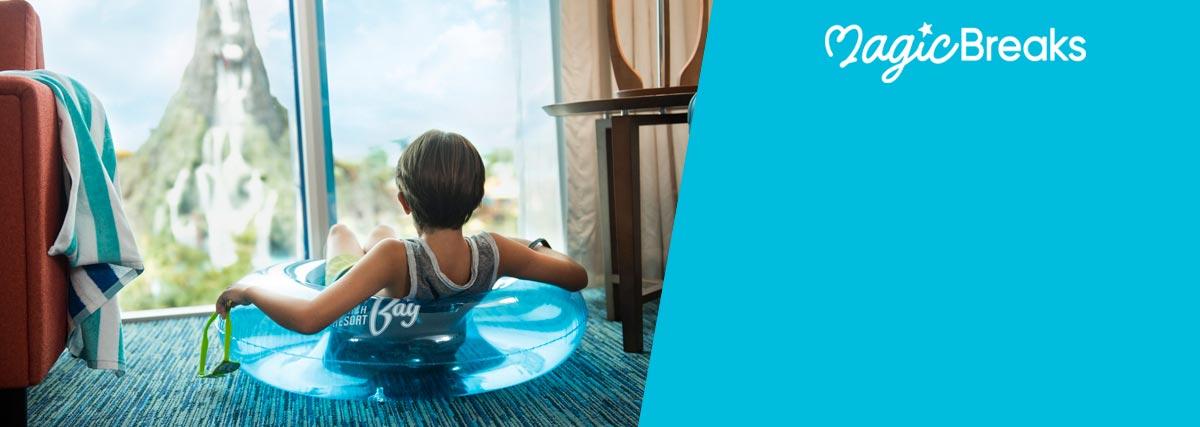 MagicBreaks Universal Resort Hotels special offer carousel banner