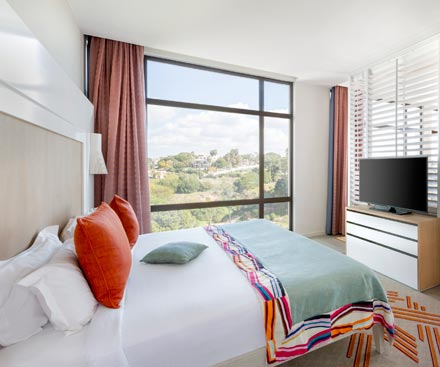 Premium Accommodation