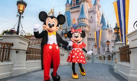 Disney & LEGOLAND® Florida Combo Ticket