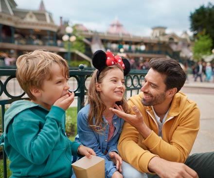 Additional Options for Disneyland® Paris