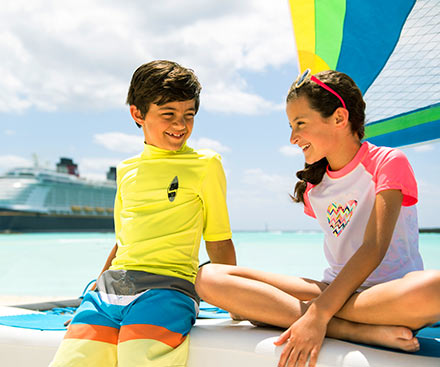 Disney Dream Itineraries