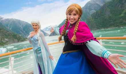 7 Night Norwegian Fjords Disney Cruise