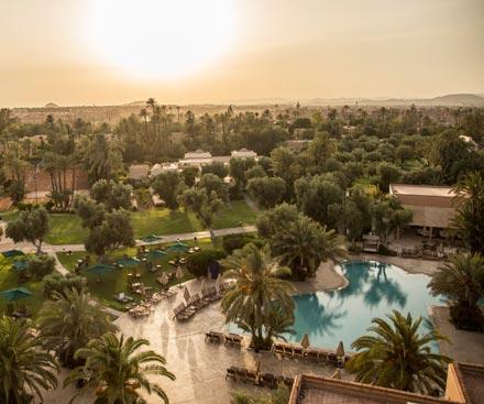Marrakech La Palmeraie, Morocco