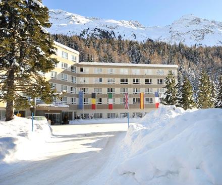 Saint-Moritz Roi Soleil, Switzerland