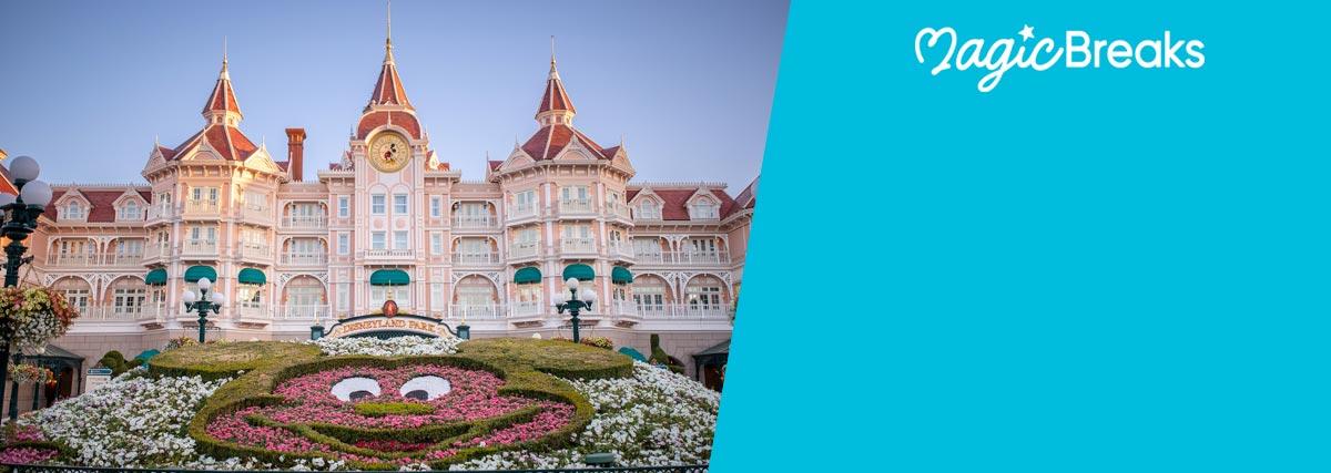 MagicBreaks 5* Disneyland® Hotel special offer carousel banner