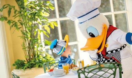 Disney Dining Plans