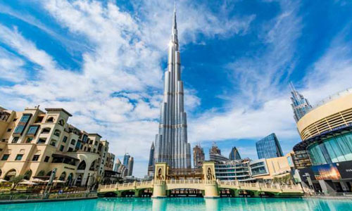 Burj Khalifa - Levels 124 + 125