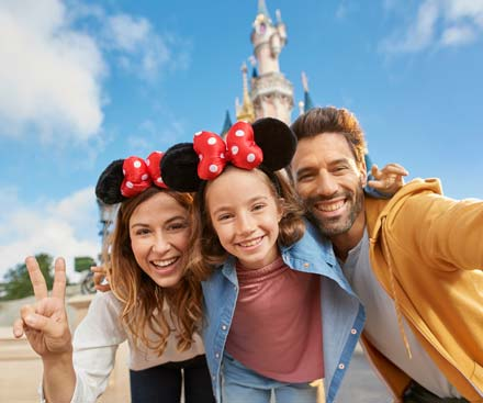 Disneyland® Paris Special Offer - 21st November 2021