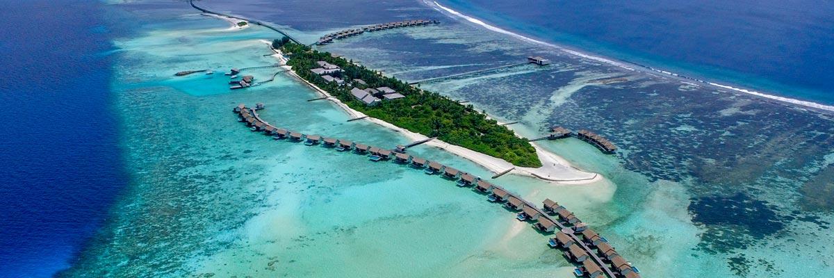 MagicBreaks maldives carousel banner