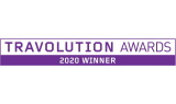 Travolution 2020 award