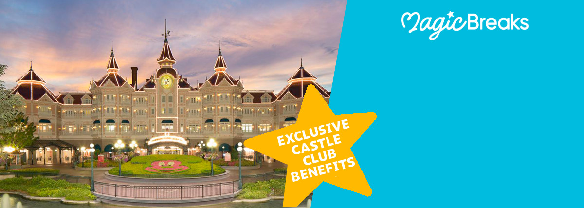 MagicBreaks Magical Castle Club Rooms special offer carousel banner