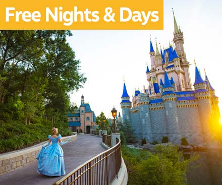 Walt Disney World Resort Offers