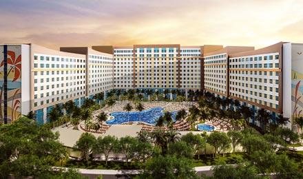 Universal's Endless Summer Resort - Dockside Inn & Suites