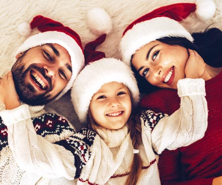 2 Night Christmas Sparkle Breaks - 2021 Offers