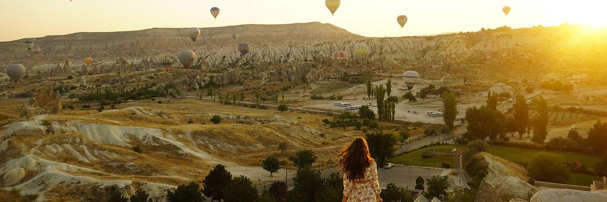 MagicBreaks Turkey Villas carousel banner