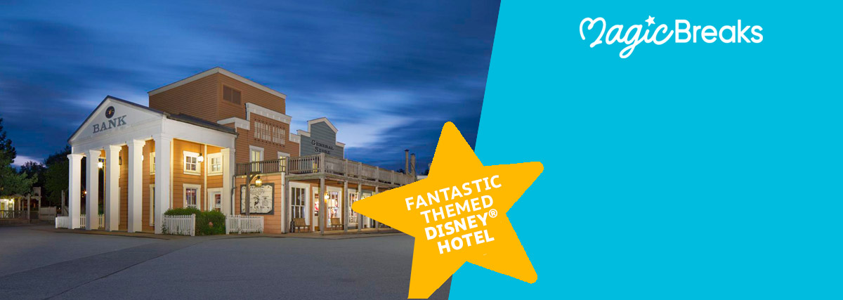 MagicBreaks Walking distance to the Parks special offer carousel banner