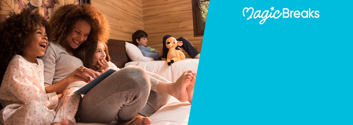 MagicBreaks Fantastic Disney cabins special offer carousel banner