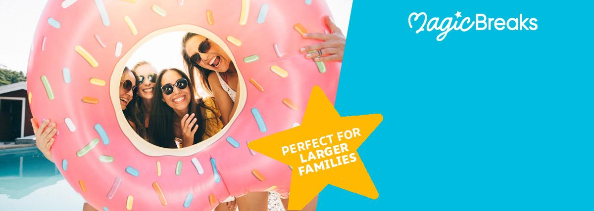 MagicBreaks Orlando Area Villas special offer carousel banner