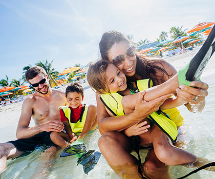 4 Night Bahamian Disney Cruise