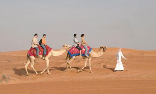 Dubai Desert 4x4 Safari - Incl BBQ Dinner