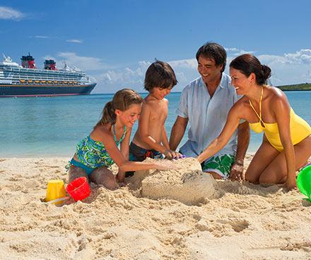 Disney Fantasy Itineraries