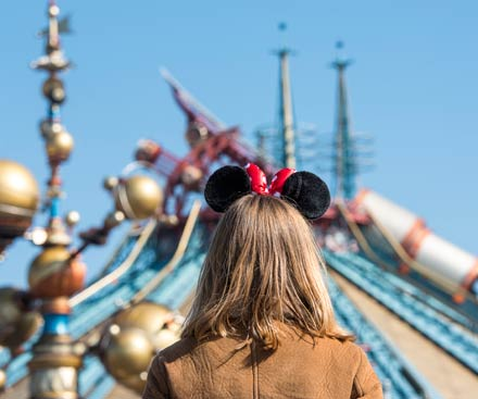 Coach Holidays to Disneyland® Paris