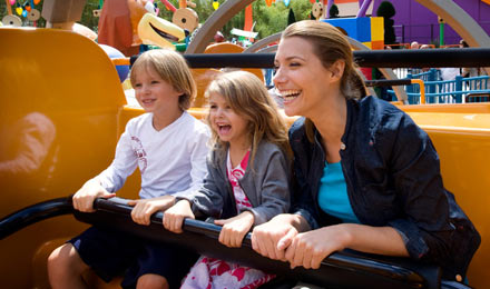 Coach Holidays to Disneyland® Paris