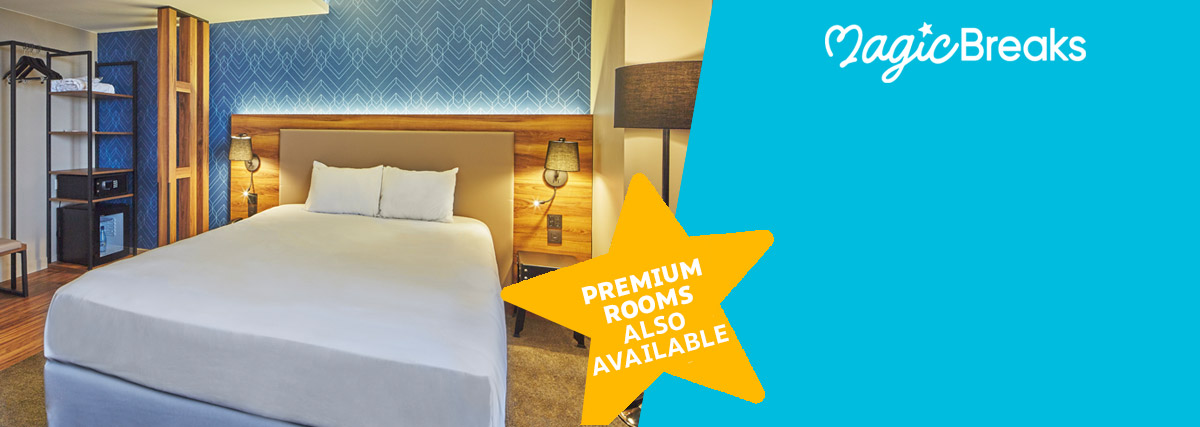 MagicBreaks Premium Rooms special offer carousel banner