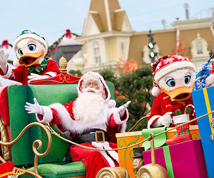 Seasonal Parades
