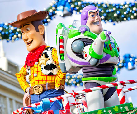 Seasonal Events at Disneyland® Paris