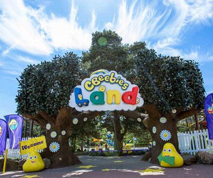 Cbeebies Land & Big Fun Adventure - 5th August 2021