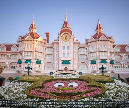 Disneyland® Paris Hen Do's