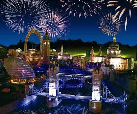 LEGOLAND® Firework Spectacular - 6th November 2021