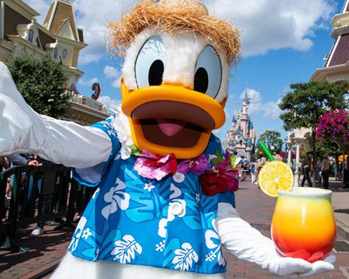 Disneyland® Paris Attraction Closures