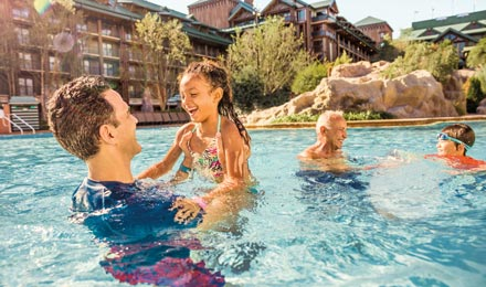Disney Resort Hotel Benefits