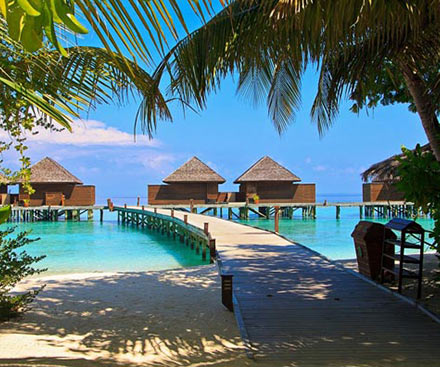 Luxury Maldives Holiday