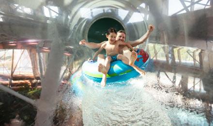 Wild Water Slide