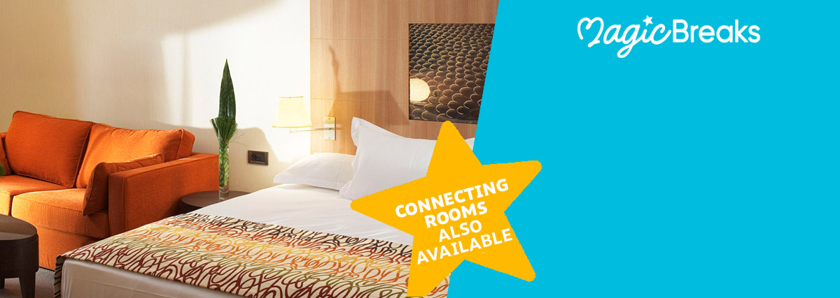 MagicBreaks Interconnecting rooms special offer carousel banner