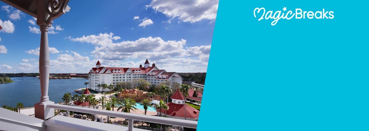 MagicBreaks Deluxe Resort Hotels special offer carousel banner