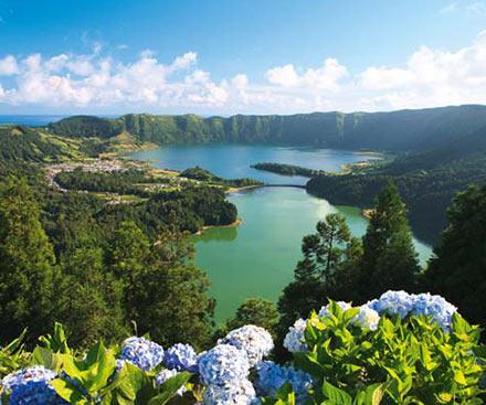Explore the Azores