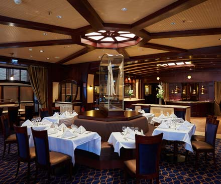 Yacht Club - Disney's Newport Bay Club