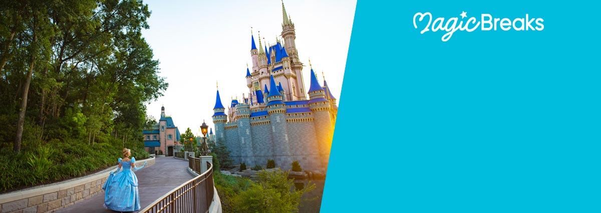 MagicBreaks Walt Disney World Resort special offer carousel banner
