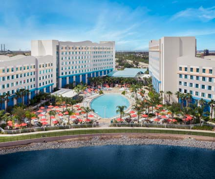 Universal's Endless Summer Resort - Surfside Inn & Suites