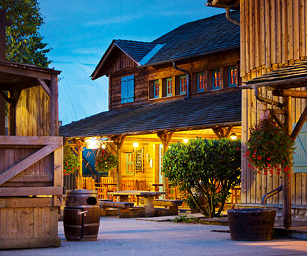 Disney's Davy Crockett Ranch